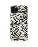 Fashion Backcover voor de iPhone 11 Pro Max - Zafari Zebra