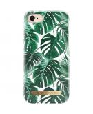 Fashion Backcover voor iPhone SE (2020) / 8 / 7 / 6(s) - Monstera Jungle