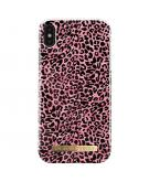 Fashion Backcover voor iPhone Xs Max - Lush Leopard