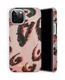 Maya Fashion Backcover voor de iPhone 12 5.4 inch - Pink Panther