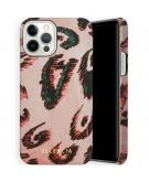 Maya Fashion Backcover voor de iPhone 12 (Pro) - Pink Panther