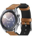 Retro Fit band voor de Samsung Galaxy Watch Active 2 44 mm - Bruin
