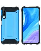 Rugged Xtreme Backcover voor de Huawei P Smart Pro / Huawei Y9s - Lichtblauw