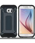 Rugged Xtreme Backcover voor de Samsung Galaxy S6 - Donkerblauw