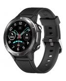 Smartwatch Fitness Tracker ID21 - Zwart