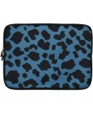 Universele design sleeve 13 inch - Panther Blue